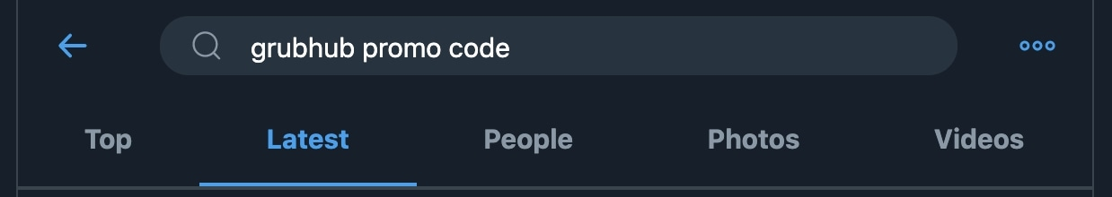 how to find promo codes