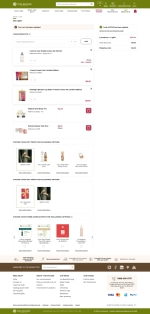 Yves Rocher Canada coupon code input box: